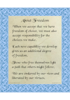 About Freedom